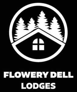 Flowery Dell Lodges logo